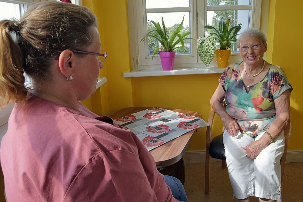 Wohngemeinschaft für Pflegebedürftige