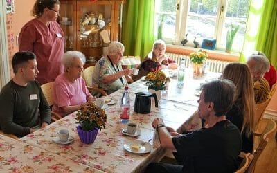Versierte Pflegekräfte für unsere Wohngemeinschaft (m/w/d)