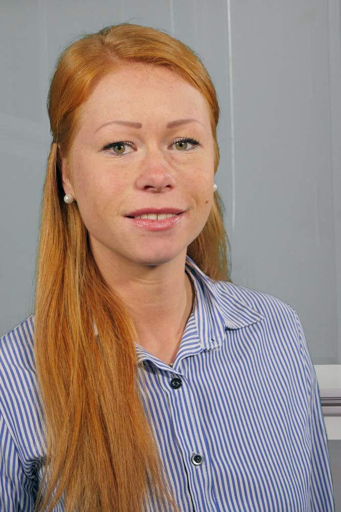 Stephanie Bernhardt
